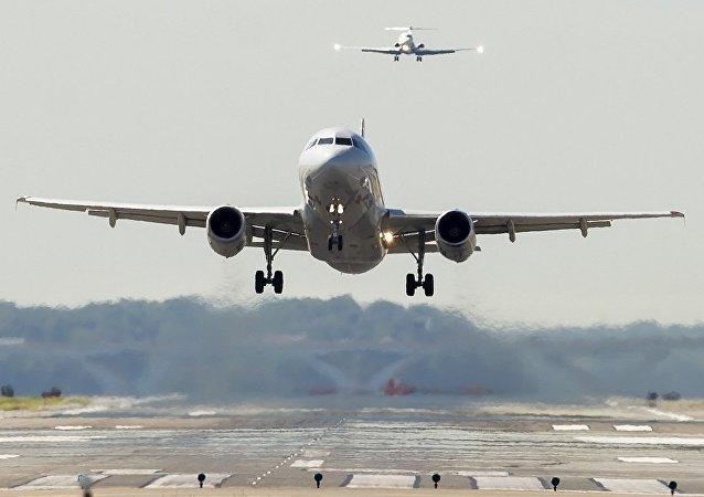 Airbus A319客機(資料圖片)