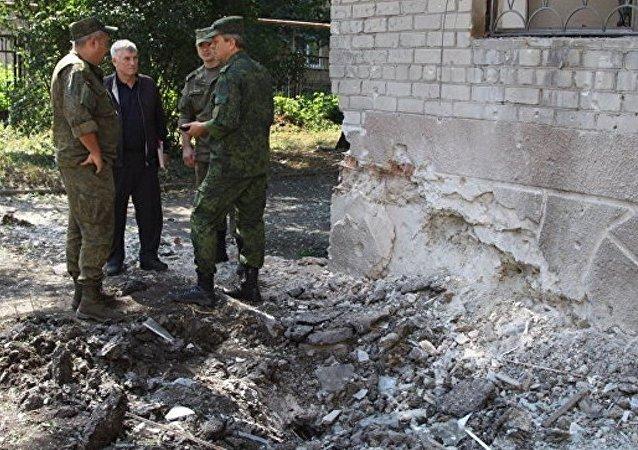 俄方對美方稱應將頓巴斯地區代表排除談判進程之外感到遺憾