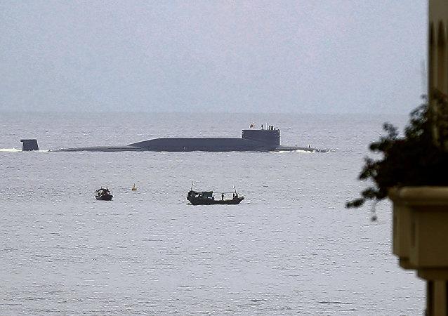 俄專家:中巴建造潛水艇對印度不是一個好消息
