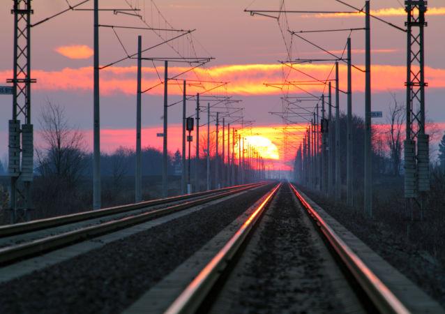 首趟俄羅斯至烏蘭察布中歐班列實現雙向重載運行