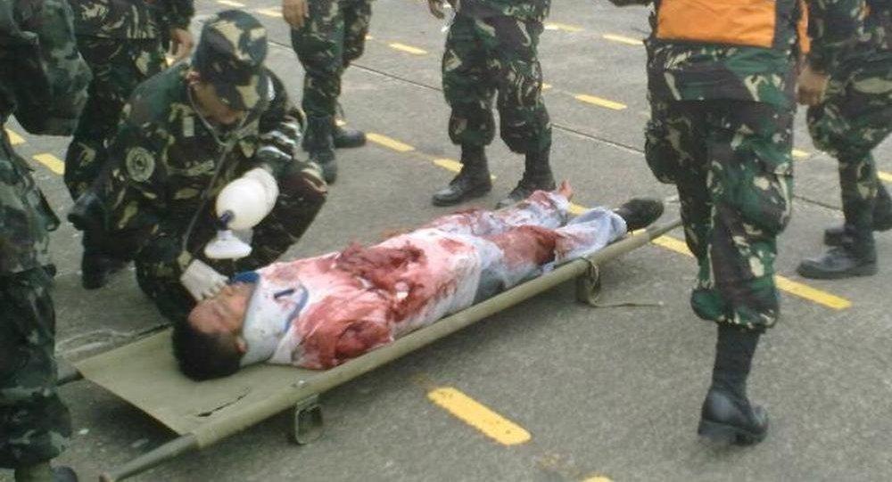 武裝分子在菲律賓南部打死19名平民