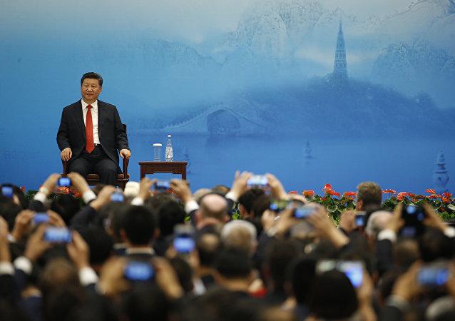 中國國家主席:中國將繼續推動人民幣走出去