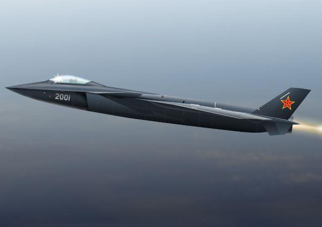 電視台:中國將最新殲擊機調動到中印邊境