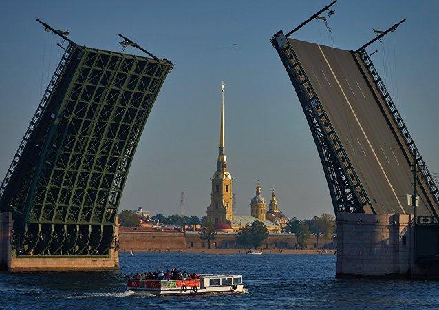 俄羅斯聖彼得堡