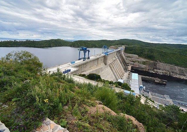 俄緊急情況部長:由於颱風 濱海邊疆區和中國水電站排水量減少