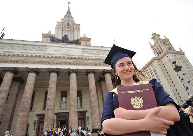 俄4所高校在QS國際排行榜上排名攀升100多位