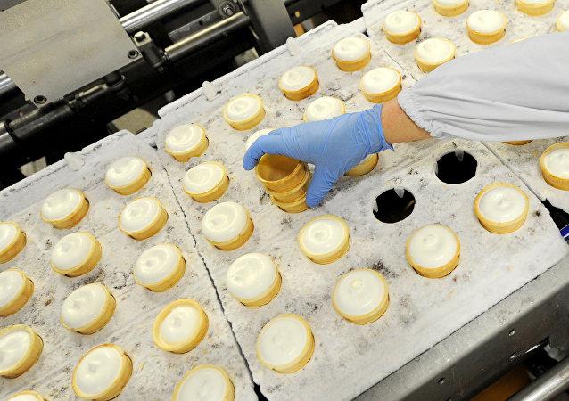 俄巴什科爾托斯坦共和國將向中國供應冰激凌
