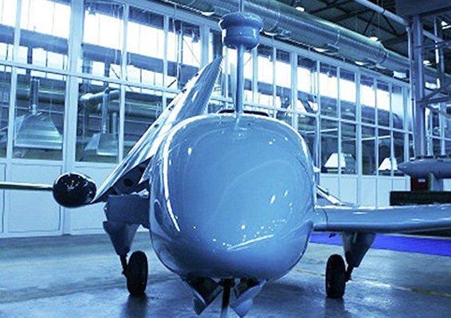俄技術集團:最新無人機的國家測試工作將在今年啓動