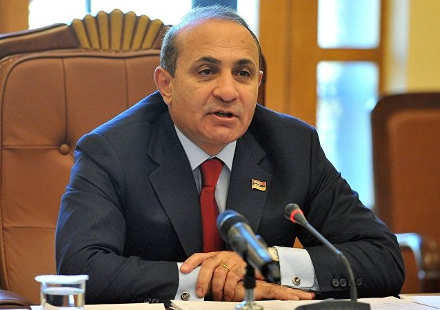 亞美尼亞總理決定遞交辭呈