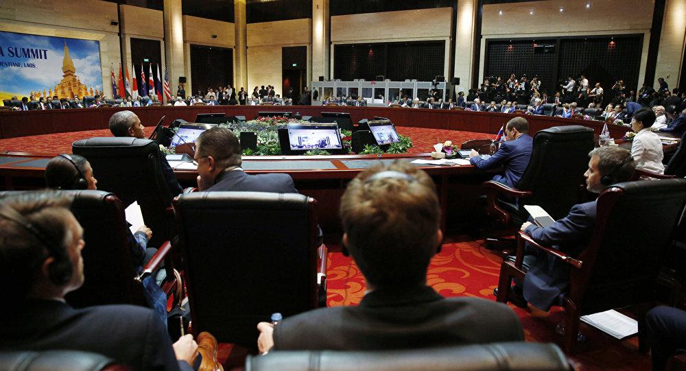 東亞峰會與會國領導人通過不擴散大規模殺傷性武器聲明