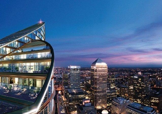 中國公司將在西歐建最高住宅樓