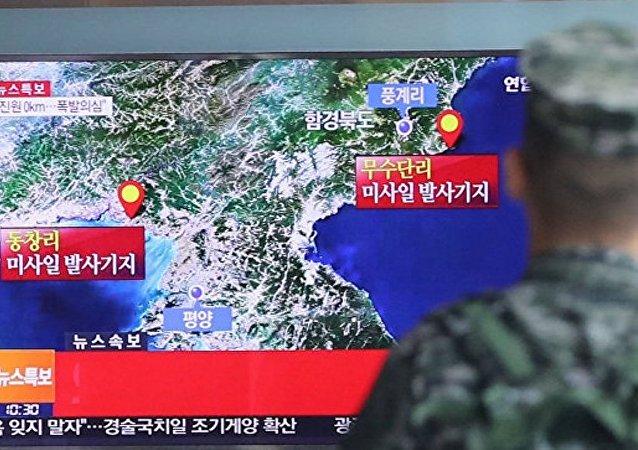 媒體:朝鮮稱平壤核計劃無商量餘地