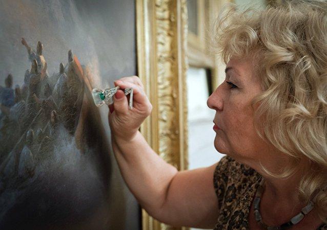 俄羅斯油畫將亮相2016佳木斯文博會
