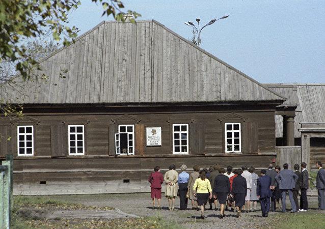 列寧博物館