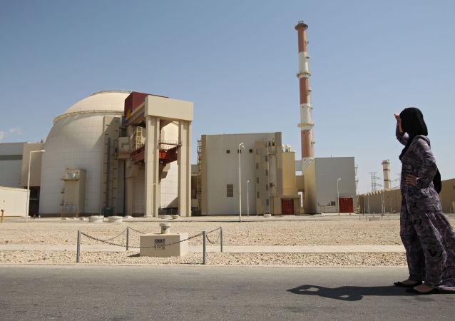 伊朗「布什爾」核電站1號機組