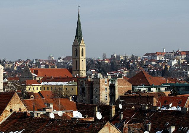 克羅地亞首都薩格勒布