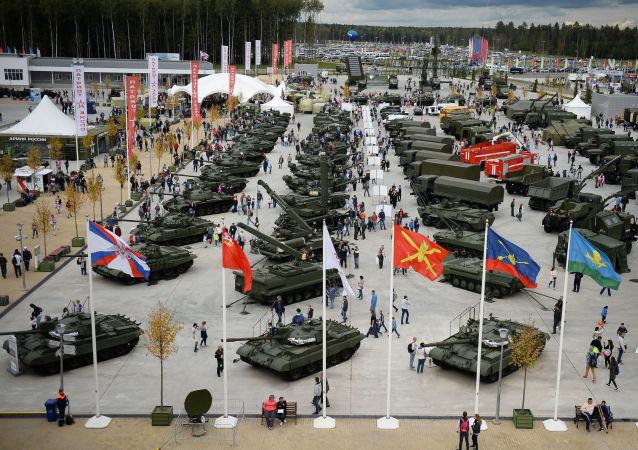俄技集團:制裁下今年俄武器出口額仍將超過130億美元