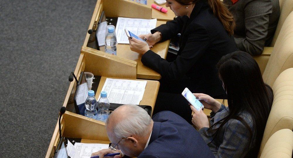 媒體:俄國家公務員所用通訊軟件將可用於處理機密信息