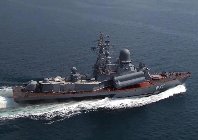 俄黑海艦隊