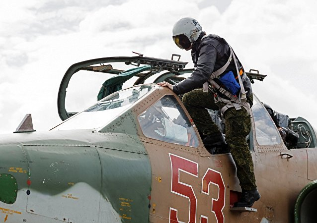 俄軍總參謀部:俄空天軍空襲消滅250名準備進攻巴爾米拉的恐怖分子