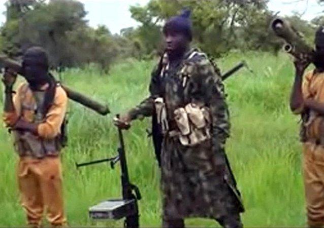 伊斯蘭激進組織「博科聖地」武裝分子