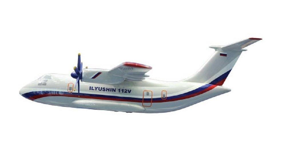 伊爾-112飛機