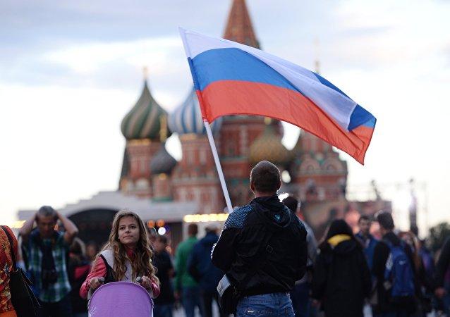 梅德韋傑夫祝俄民眾人民團結日快樂