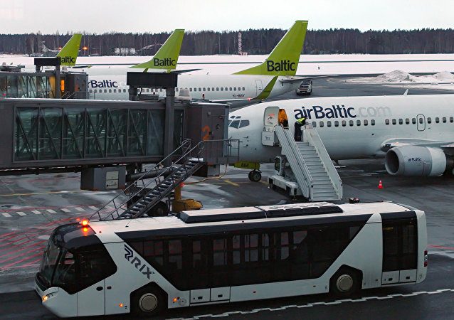 里加國際機場