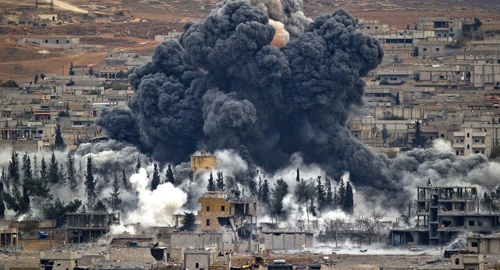 聯軍在三月份空襲中造成的平民死亡人數創紀錄