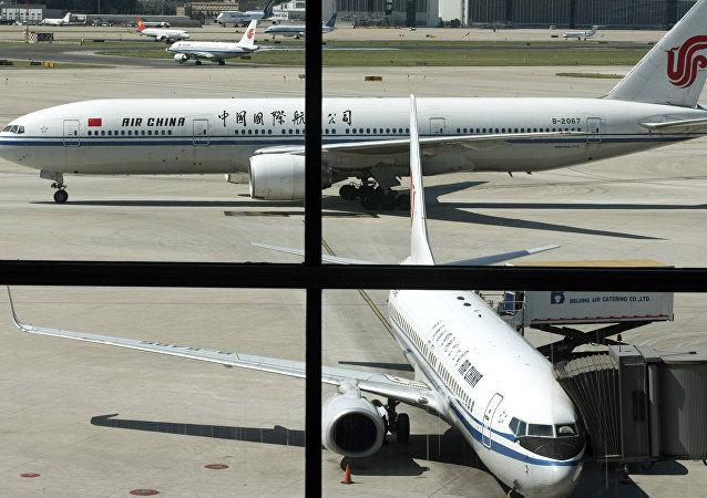 媒體:中美定期客運航班增至每周16班