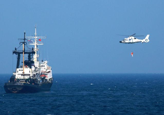 俄專家:南海軍演讓俄中更好地應對全球中的各種危機