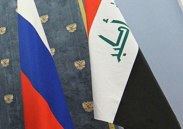 伊拉克外交部:期待俄外長於10月訪問巴格達