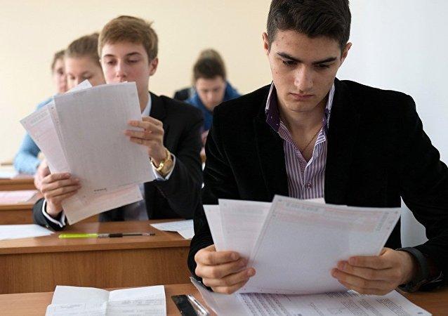 俄教育部長:俄羅斯中小學校尚未做好轉向遠程教學的準備