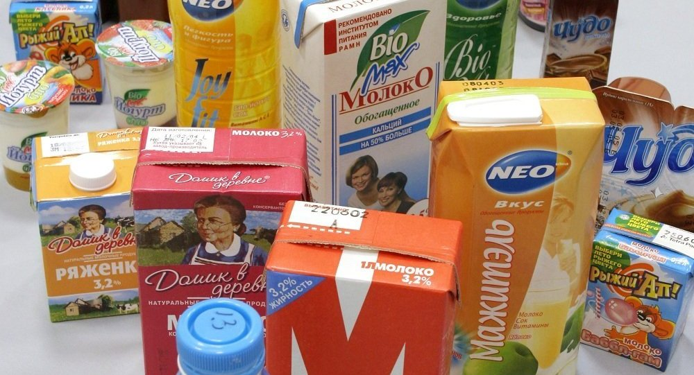 今年前十個月俄羅斯對華牛奶出口增加32%