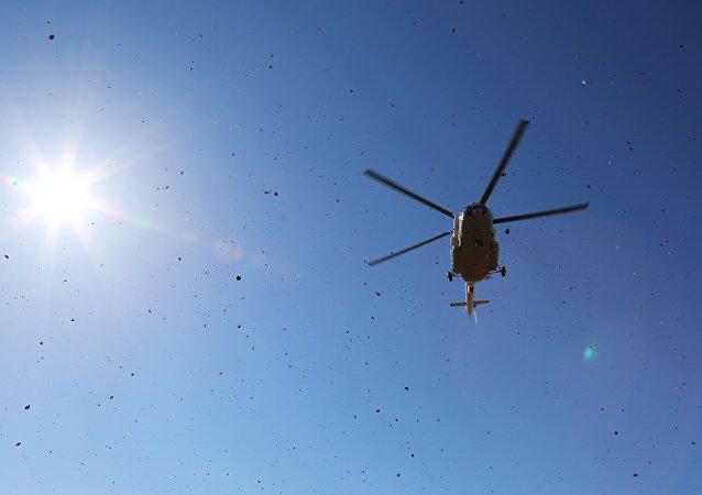 媒體:洪都拉斯直升機事故致包括總統妹妹在內的6人遇難
