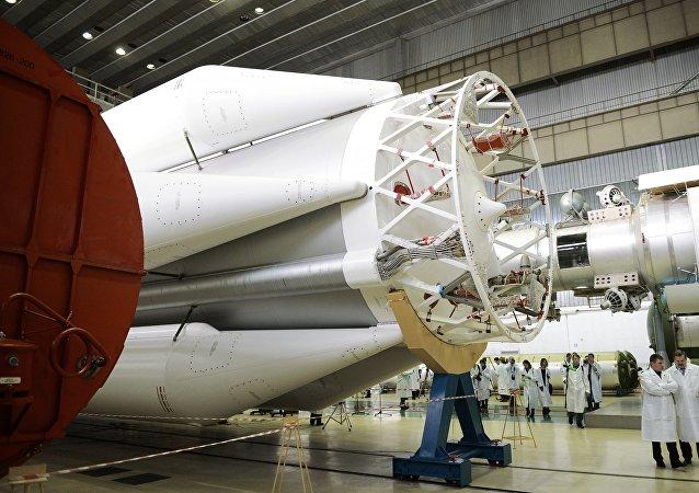「質子」 運載火箭