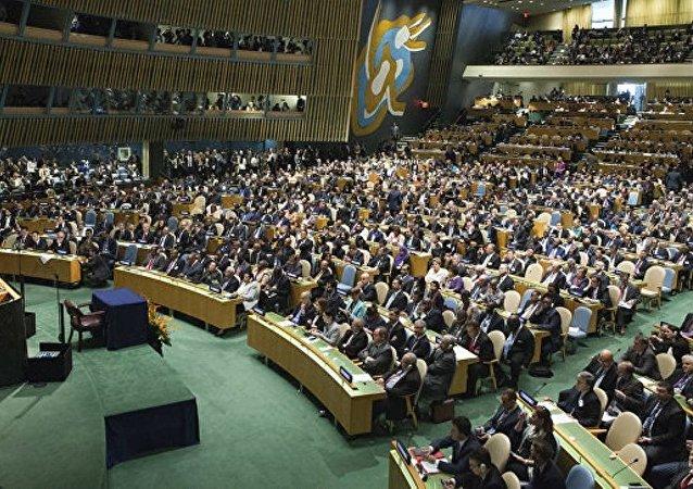 中國外交部:中方歡迎更多國家參加《巴黎協定》
