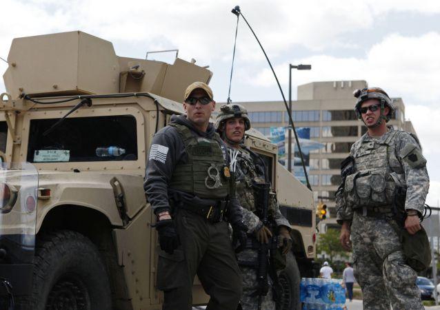 美國國民警衛隊