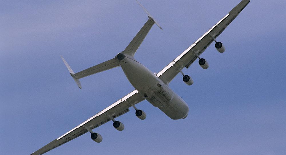 安-225「夢幻」運輸機