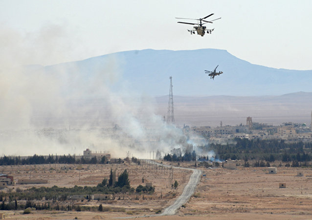 俄專家稱解放阿勒頗的行動不能再推遲