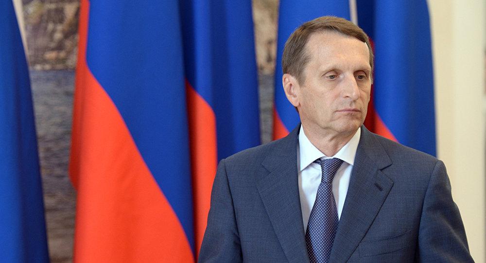 俄對外情報局長:中東已成為西方地緣政治角逐的犧牲品
