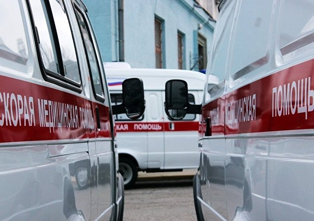 一名法國公民在俄薩拉托夫發生的交通事故中死亡