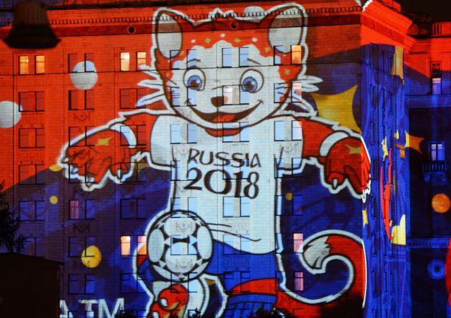 俄通信部與國際足聯簽署球迷識別系統備忘錄
