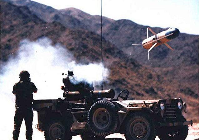 「陶式」反坦克導彈