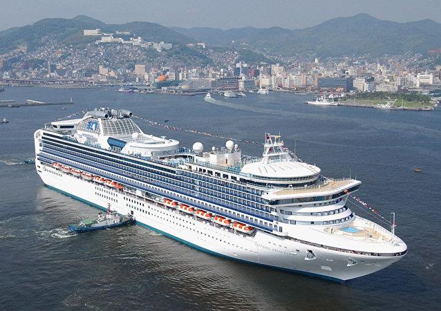 韓國擬開通至俄朝海上游船線路