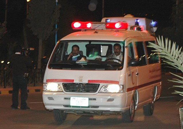 也門救護車