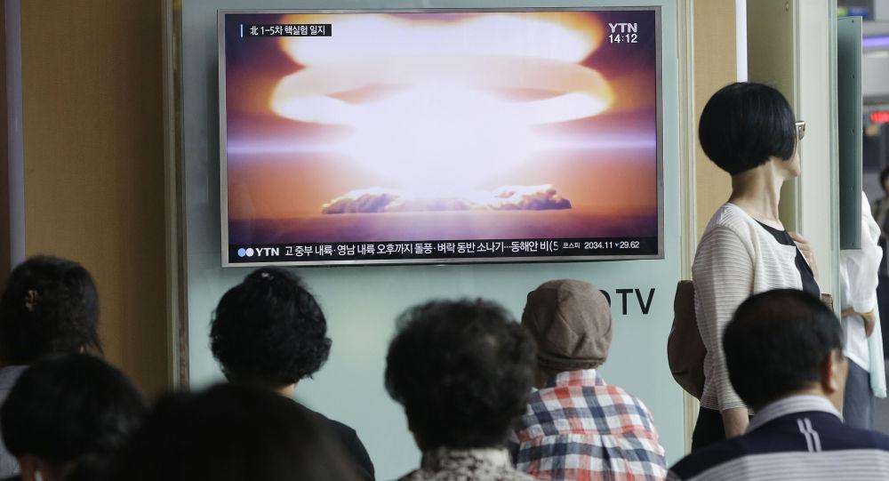 媒體:美防長稱朝鮮加強了核武器研發
