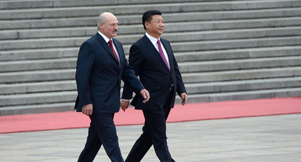 中國國家主席:中國與白俄羅斯關係處於歷史最好時期
