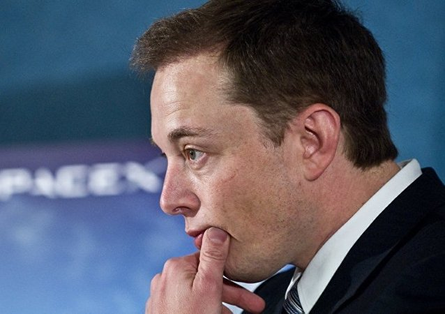 俄專家:伊隆·馬斯克的「火星計劃」只是營銷手段