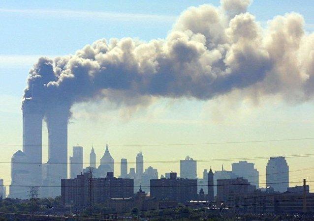 美國的911恐怖襲擊